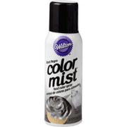 Wilton Color Mist Coloring Spray - Black