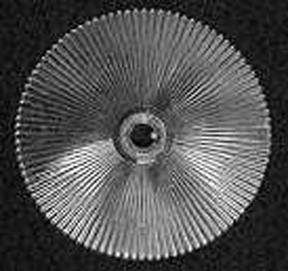 """Crystal Splender - 6"""" Plate"""