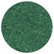SUGAR CRYSTALS - 4 OZ - GREEN
