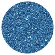 SUGAR CRYSTALS - 4 OZ - PEARLIZED BLUE