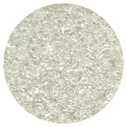SUGAR CRYSTALS - 16 OZ - PEARLIZED WHITE