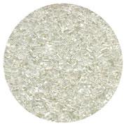 SUGAR CRYSTALS - 4 OZ - PEARLIZED WHITE