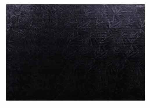 Black Half Sheet Drum