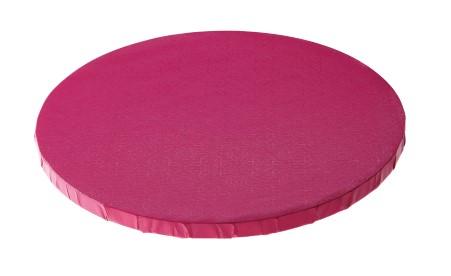 """Pink Round Drum - 8"""""""
