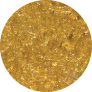 EDIBLE GLITTER 1/4 OZ - GOLD