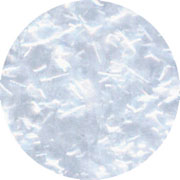 EDIBLE GLITTER 1/4 OZ - WHITE