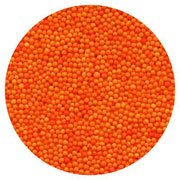 NONPAREILS 16 OZ - ORANGE