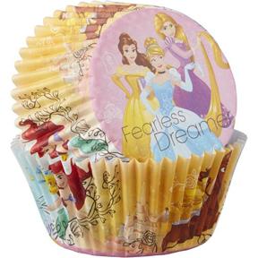 Disney Princess Baking Cups