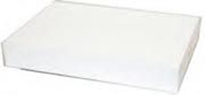"Rectangle Cake Dummy - 9""x13""x2"""
