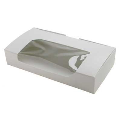 Small Window Box - White - QTY 2