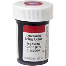 Wilton® Icing Colors - Christmas Red