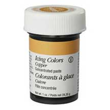 Wilton® Icing Colors - Copper