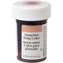 Wilton® Icing Colors - Creamy Peach