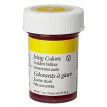 Wilton® Icing Colors - Golden Yellow