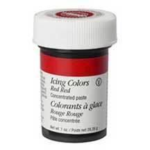 Wilton® Icing Colors - Red Red
