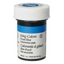 Wilton® Icing Colors - Royal Blue