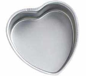 "Heart Pan - 9""x2"""