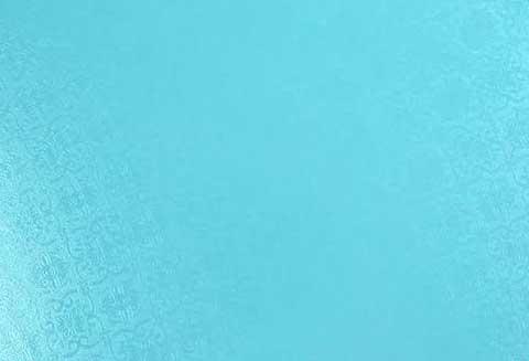Tahiti Blue Wrap Around - Half Sheet