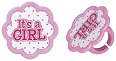 ITS'S A GIRL RINGS