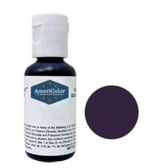 Americolor - Soft Gel Paste - 0.75oz - Egg Plant