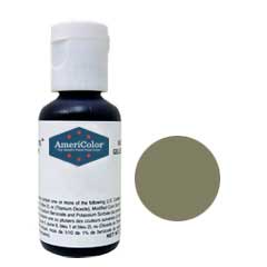 Americolor - Soft Gel Paste - 0.75oz - Taupe