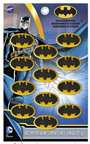 Batman Icing Pieces