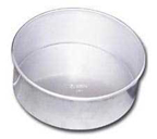 "Commercial Round Pan - 8""x3"""