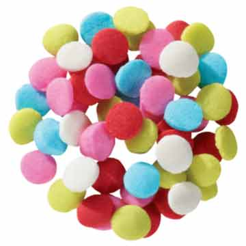 Lollipop Confetti - 4oz