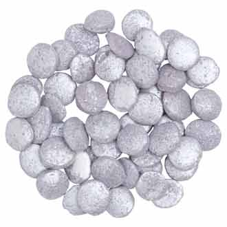 Silver Sequins - 4oz