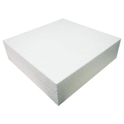 "Square Cake Dummy - 10""x4"""