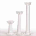 "Wilton - Grecian Pillars - 5"""