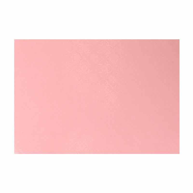 Light Pink Half Sheet Drum