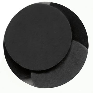 MERCKENS - BLACK - 1LBS