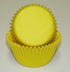 Standard Glassine Baking Cups - Yellow - 500ct