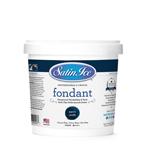 Satin Ice Fondant - Navy - 2 LBS