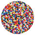NONPAREILS 16 OZ - MULTI-COLOR