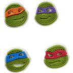 Teenage Mutant Ninja Turtles Icing Pieces