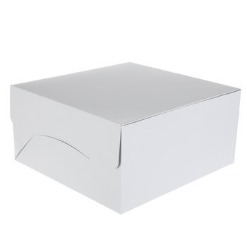 "Cake Box - 12""x12""x6"" - qty 100"
