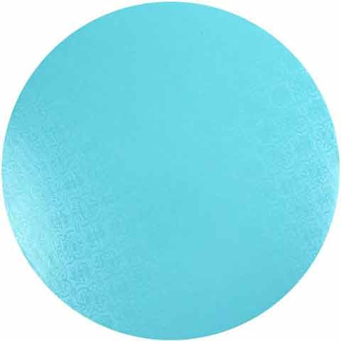 Tahiti Blue Wrap Around - 6""